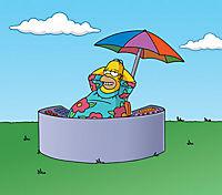 Die Simpsons - Season 7 - Produktdetailbild 1