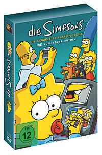 Die Simpsons - Season 8 - Produktdetailbild 1
