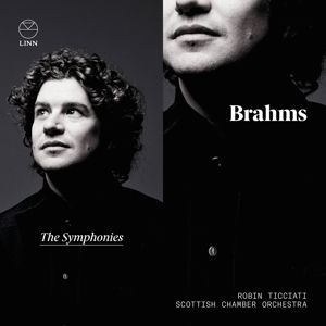 Die Sinfonien, Robin Ticciati, Scottish Chamber Orchestra