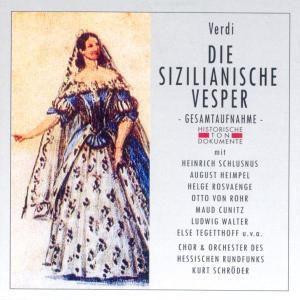 Die Sizilianische Vesper, Chor & Orch.D.Hess.Rundfunks