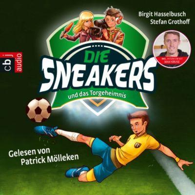 Die Sneakers: Die Sneakers und das Torgeheimnis, Birgit Hasselbusch, Stefan Grothoff