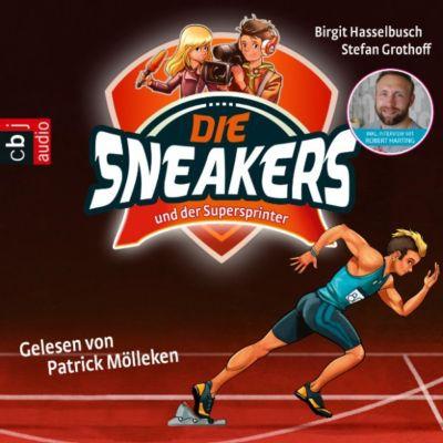 Die Sneakers: Die Sneakers und der Supersprinter, Birgit Hasselbusch, Stefan Grothoff