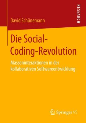 Die Social-Coding-Revolution, David Schünemann