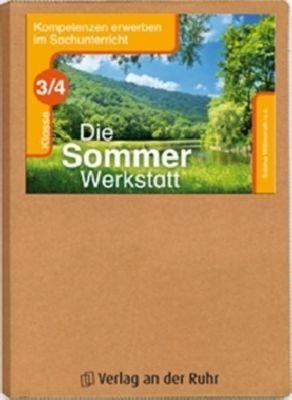 Die Sommer-Werkstatt, Klasse 3/4, Anja Göttlicher, Birgit Pieper, Jutta Rodermond