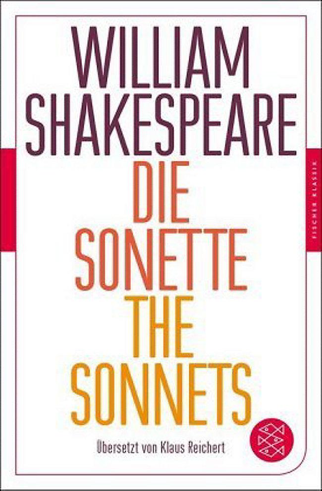 shakespeare liebesgedichte deutsch