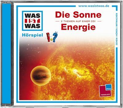 Die Sonne; Energie, 1 Audio-CD, Matthias Falk