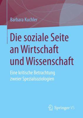 Die soziale Seite an Wirtschaft und Wissenschaft, Barbara Kuchler
