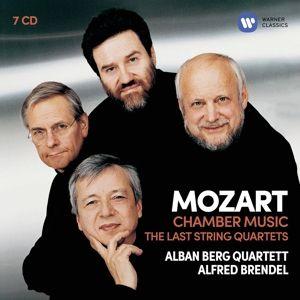 Die Späten Streichquartette, Alban Berg Quartett, Alfred Brendel, Markus Wolf