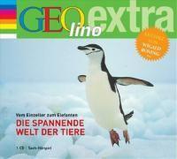 Die spannende Welt der Tiere, 1 Audio-CD, Martin Nusch