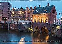 Die Speicherstadt (Wandkalender 2019 DIN A2 quer) - Produktdetailbild 2