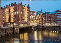 Die Speicherstadt (Wandkalender 2019 DIN A2 quer) - Produktdetailbild 7