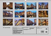 Die Speicherstadt (Wandkalender 2019 DIN A3 quer) - Produktdetailbild 13