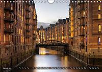 Die Speicherstadt (Wandkalender 2019 DIN A4 quer) - Produktdetailbild 1