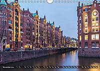 Die Speicherstadt (Wandkalender 2019 DIN A4 quer) - Produktdetailbild 11