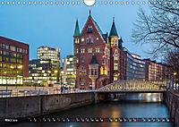 Die Speicherstadt (Wandkalender 2019 DIN A4 quer) - Produktdetailbild 3