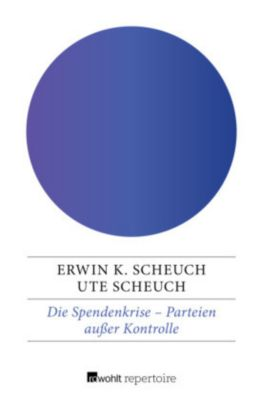 Die Spendenkrise: Parteien außer Kontrolle -  pdf epub