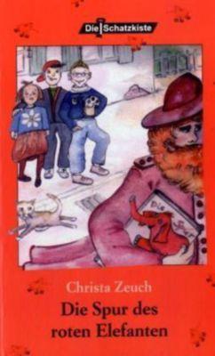 Die Spur des roten Elefanten, Christa Zeuch