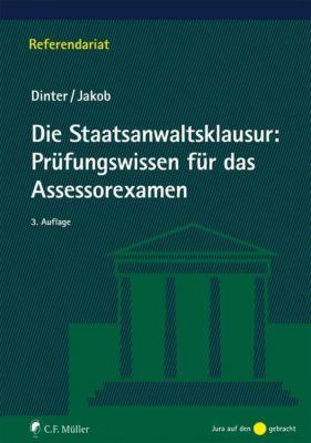 Die Staatsanwaltsklausur, Lasse Dinter, Christian Jakob