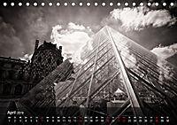 Die Stadt der Liebe. Ein fotografischer Streifzug durch Paris (Tischkalender 2019 DIN A5 quer) - Produktdetailbild 4