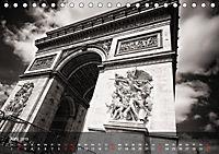 Die Stadt der Liebe. Ein fotografischer Streifzug durch Paris (Tischkalender 2019 DIN A5 quer) - Produktdetailbild 6