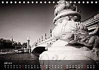 Die Stadt der Liebe. Ein fotografischer Streifzug durch Paris (Tischkalender 2019 DIN A5 quer) - Produktdetailbild 7