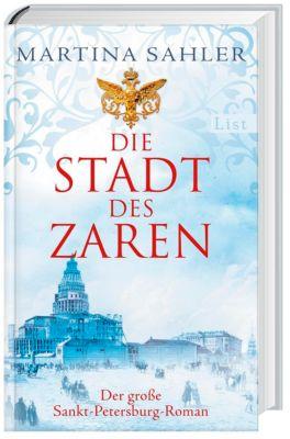 Die Stadt des Zaren, Martina Sahler