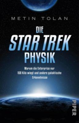 Die Star Trek-Physik, Metin Tolan