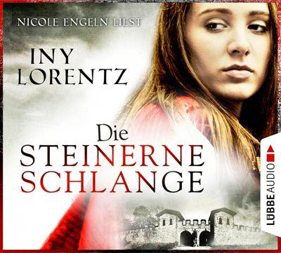 Die steinerne Schlange, 6 Audio-CDs, Iny Lorentz