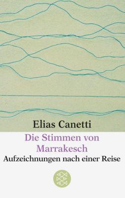 Die Stimmen von Marrakesch - Elias Canetti pdf epub