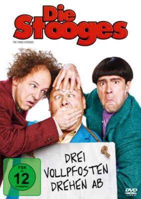 Die Stooges - Drei Vollpfosten drehen ab, Mike Cerrone, Bobby Farrelly, Peter Farrelly