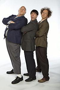 Die Stooges - Drei Vollpfosten drehen ab - Produktdetailbild 1