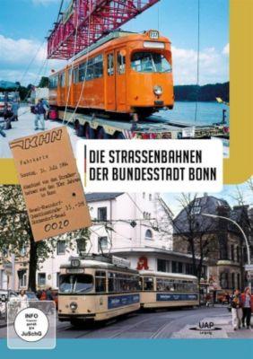 Die Strassenbahnen der Bundesstadt Bonn - Abschied 1993-1994, DVD