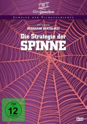 Die Strategie der Spinne, Alida Valli, Giulio Brogi