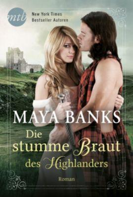 Die stumme Braut des Highlanders, Maya Banks