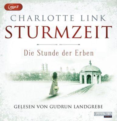 Die Stunde der Erben, 1 MP3-CD - Charlotte Link |