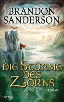 Die Sturmlicht-Chroniken Band 4: Die Stürme des Zorns - Brandon Sanderson |