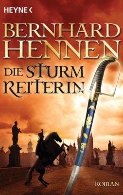Die Sturmreiterin, Bernhard Hennen