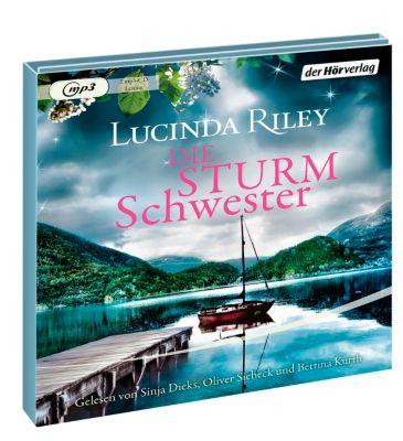 Die Sturmschwester, 2 MP3-CDs, Lucinda Riley