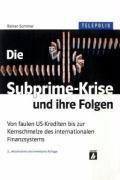 Die Subprime-Krise und ihre Folgen, Rainer Sommer