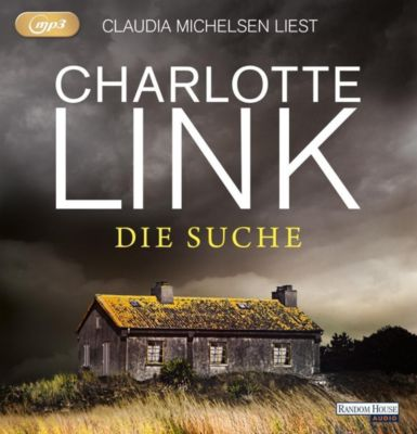 Die Suche, 2 MP3-CD - Charlotte Link  