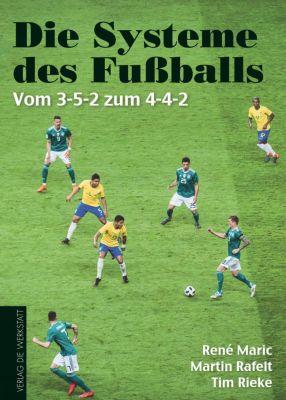 Die Systeme des Fussballs, René Maric, Martin Rafelt, Tim Rieke