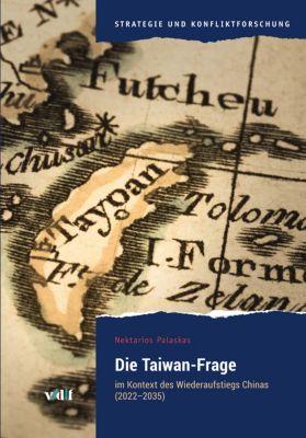 Die Taiwan-Frage, Nektarios Palaskas