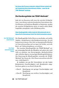 Die TEMP-Methode - Produktdetailbild 3