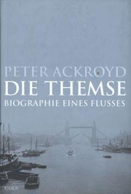 Die Themse - Peter Ackroyd pdf epub