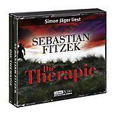 Die Therapie, 4 Audio-CDs, Sebastian Fitzek