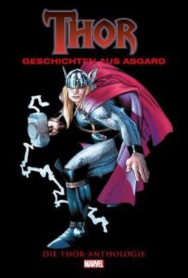 Die Thor Anthologie: Geschichten aus Asgard, Stan Lee, Jack Kirby