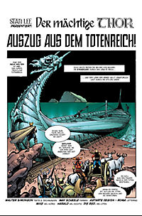 Die Thor Anthologie: Geschichten aus Asgard - Produktdetailbild 2