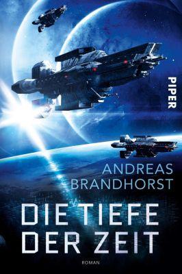 Die Tiefe der Zeit - Andreas Brandhorst |