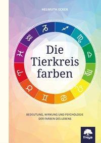 Die Tierkreisfarben, Helmuth Ecker