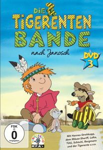 Die Tigerentenbande - DVD 03, Diverse Interpreten